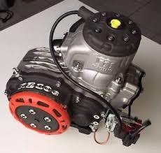 TM KZ10C BLACK EDITION ENGINE KZ 125 GEARBOX KARTS OTK MSA Legal | eBay
