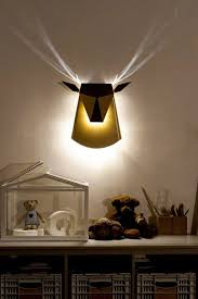 Kids Room: Bird House Lamp Wall Ideas - Kids Wall Lamps