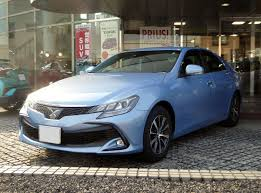 Toyota Mark X - Wikipedia