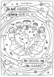 054 Coloring Bijbel Knutselen Bijbelknutselwerk En Christelijke