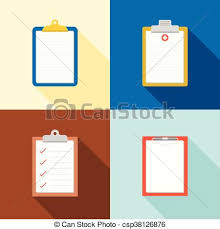 Blank Medical Chart Clipboard Icon Medical Chart