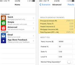 6 Best Financial Mortgage Calculator App For Iphone Ipad