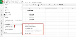 Google Sheets 101: The Beginner's Guide to Online Spreadsheets ...