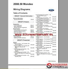 daihatsu scat wiring diagram auto electrical wiring diagram ford mondeo cd345 2011 wiring systems diagram
