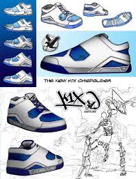 Footwear Design Concept Basketball Shoe Design By Yusuf