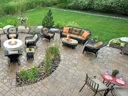 Landscape Patio Stone Outdoor Patio Stone Landscape Paver Patio