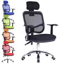 ergonomic computer chair. Unique Computer Image Is Loading NewMeshBackFabricSeatAdjustableErgonomicExecutive For Ergonomic Computer Chair