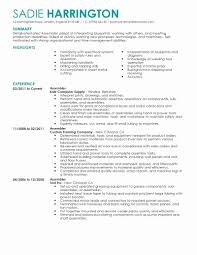 Resume Samples For Warehouse Jobs Resume For Manufacturing Job Manufacturing Supervisor Resume 39