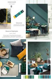 Blue Color Trend In Home Decor