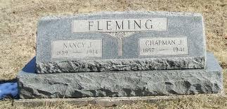 Chapman Johnson Fleming (1857 - 1941) - Genealogy