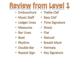 Musical Staff Sign Ppt Musical Terms Level 2 Powerpoint Presentation Id 1943517