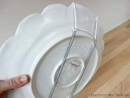 Small Decorative Plates The Easy How To For Hanging Plates On The Wall Driven By Decor