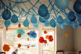 upside down balloons party 5