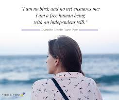 no net ensnares me jane eyre years later verge of verse quotes jane eyre no bird ensnares