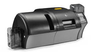 Card Group Printer Zebra Id Series Zxp Lamination 9 With Transfer Reverse