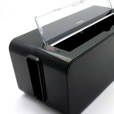 V-AC907-Cable-Management-Box-Black-Diagonal
