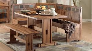 Sunny Designs Nook Sedona Dining Room Nook Table Set By Sunny Designs