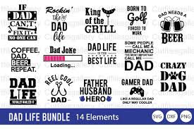 The face im going to make when u're inside me. Dad Life Bundle Father S Day Graphic By Cutfilesgallery Creative Fabrica In 2020 Dad Life Life Dads