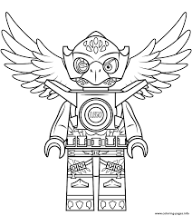 Lego Chima Coloring Pages Pdf With Printable Coloring Page For Kids