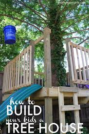 tree house plans for one tree. My \ Tree House Plans For One