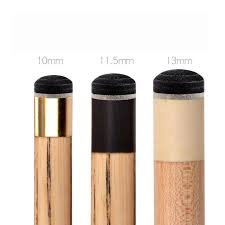 Image result for Choose A Pool Cue Tip