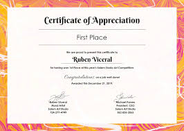Certificate Of Appreciation Templates Free Download Free Sample Certificate Appreciation Template Best Of Certificate