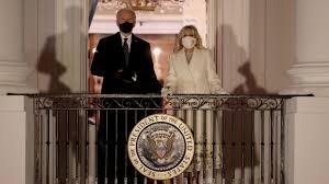 The secret message hidden on Jill Bidens inauguration concert outfit   WGN-TV