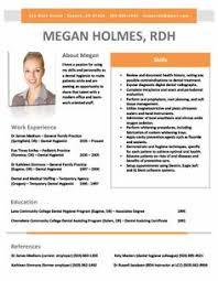 Examples Of Dental Hygiene Resumes Dental Hygiene Resume Sample