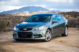 First Drive: 2014 Chevrolet SS | Digital Trends