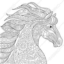 Herd Of Horses Coloring Page Beautiful Free Horse Coloring Pages