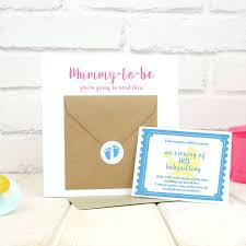 new mummy babysitting coupon congratulations card by chi chi moi new mummy babysitting coupon card blue chi chi moi