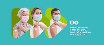 Campagne COVID-19-vaccinatie - Laat je vaccineren