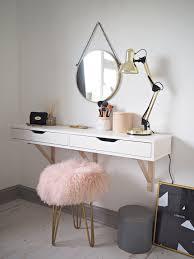 Vanity table Cheap Scandi Dressing Table Pinterest Scandi Dressing Table Dressing Room Pinterest Bedroom Room