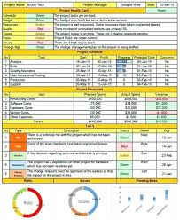 Status Report Format Excel Status Report Template Download By Excel Status Report
