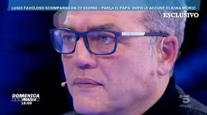 Il papà di Luigi Favoloso: