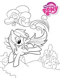quality spike my little pony coloring page pages mlp