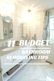 average price to remodel a bathroom. How Much Should It Cost To Remodel A Small Bathroom Full Image For Average Price