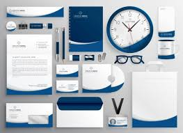 Office Stationery Design Templates Stationery Vectors Photos And Psd Files Free Download