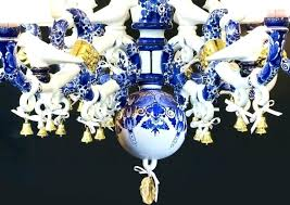 blue and white chandelier blue and white chandelier plus dutch delft blue chandelier by wanders for blue and white chandelier