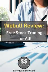 Best Free Stock Charts Online Webull Is The Latest Broker To Offer Free Stock Trading