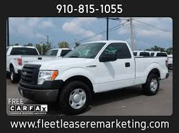 2011 Used Ford F 150 Regular Cab At Fleet Lease Remarketing Serving Wilmington Nc Iid 19348428