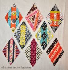 51 best Quilts - Sampler - Lancaster Diamond images on Pinterest ... & The first eight diamonds are finished. All made from DS fabrics. The original  quilt is very traditional, I'm curious to see where this is heading! Adamdwight.com