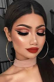 prom makeup ideas to have all eyes on you see more glaminati prom makeup ideas