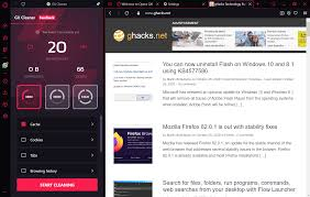Just sign in to your account to access bookmarks and open tabs in opera browser 64 bit on your computer or mobile device. Latest Opera Gx Update Introduces File Cleaner And New Color Themes Ghacks Tech News