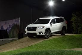 Subaru Announces Price Gas Mileage For 2019 Ascent News Cars Com