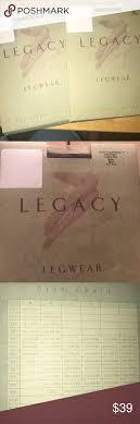 Legacy Legwear Bodyshaper Shapewear Longline Brief Lot Of 2