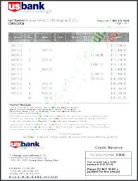 Excel Bank Statement Template Blank Download For Resume Google Docs ...