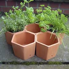 DIY large concrete urn planters - Google Search | Garden Pots | Pinterest |  Garden planters, Herbs garden and Planters