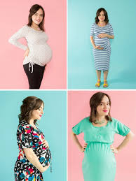 Maternity Dress Patterns Amazing MATERNITY NURSING BETTINE DRESS DIGITAL Tilly And The Buttons