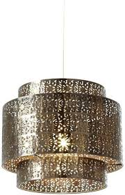 ceiling light shade easy fit filigree bronze ceiling lamp shade ceiling lamp shades uk